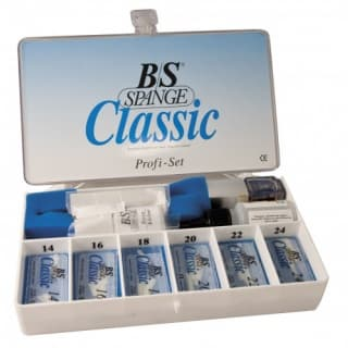BS Spange Classic Kit (incl 60 spange) (BS Spange Classic Kit (incl 60 spange))