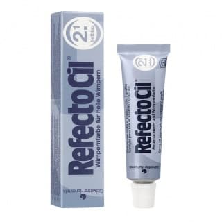 Refectocil wimperverf diepblauw 2.1 (Refectocil wimperverf diepblauw 2.1)