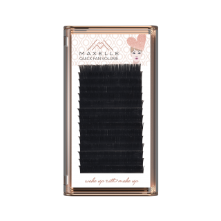 Quick fan lashes D 0.07 (Quick fan lashes D 0.07 - D0.07 8-12)
