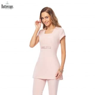 Blush bi-stretch schort (Blush bi-stretch schort)